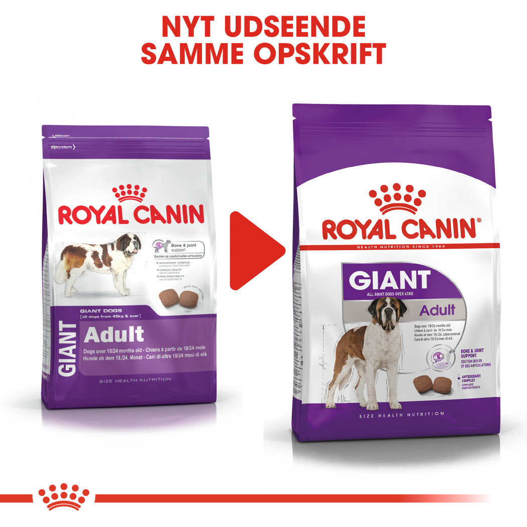 Royal Canin Giant Adult hundefoder
