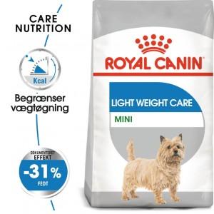 Royal Canin Mini Light Weight Care hundefoder
