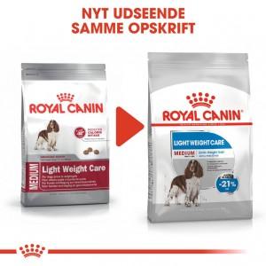 Royal Canin Medium Light Weight Care hundefoder