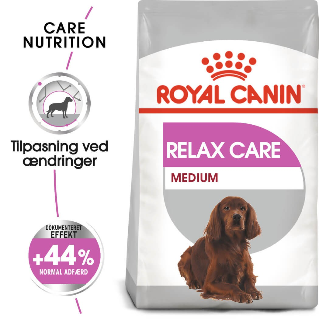 Royal Canin Relax Care Medium Hondenvoer