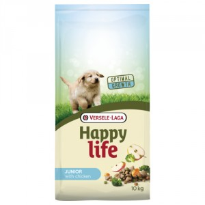 Happy Life Junior Chicken hundefoder