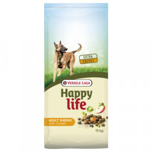 Happy Life Adult Chicken Energy hundefoder
