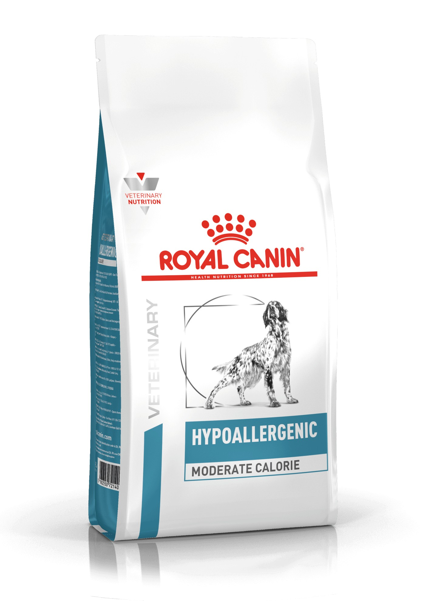 Royal Canin Veterinary Diet Hypoallergenic Moderate Calorie hundemad