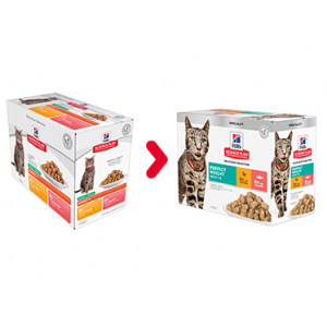 Hill's Adult Perfect Weight 85 g  kattefoder