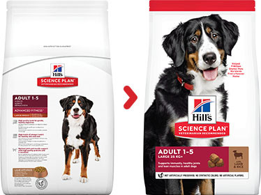 Hill's Adult Large Breed Lam & Ris hundefoder