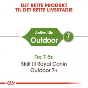 Royal Canin Outdoor kattefoder