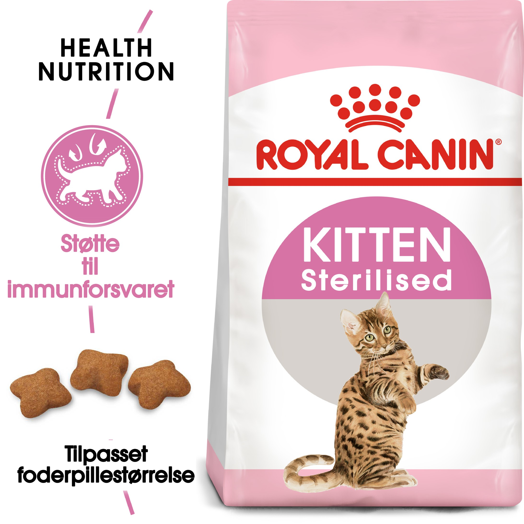 Royal Canin Kitten Sterilised kattefoder
