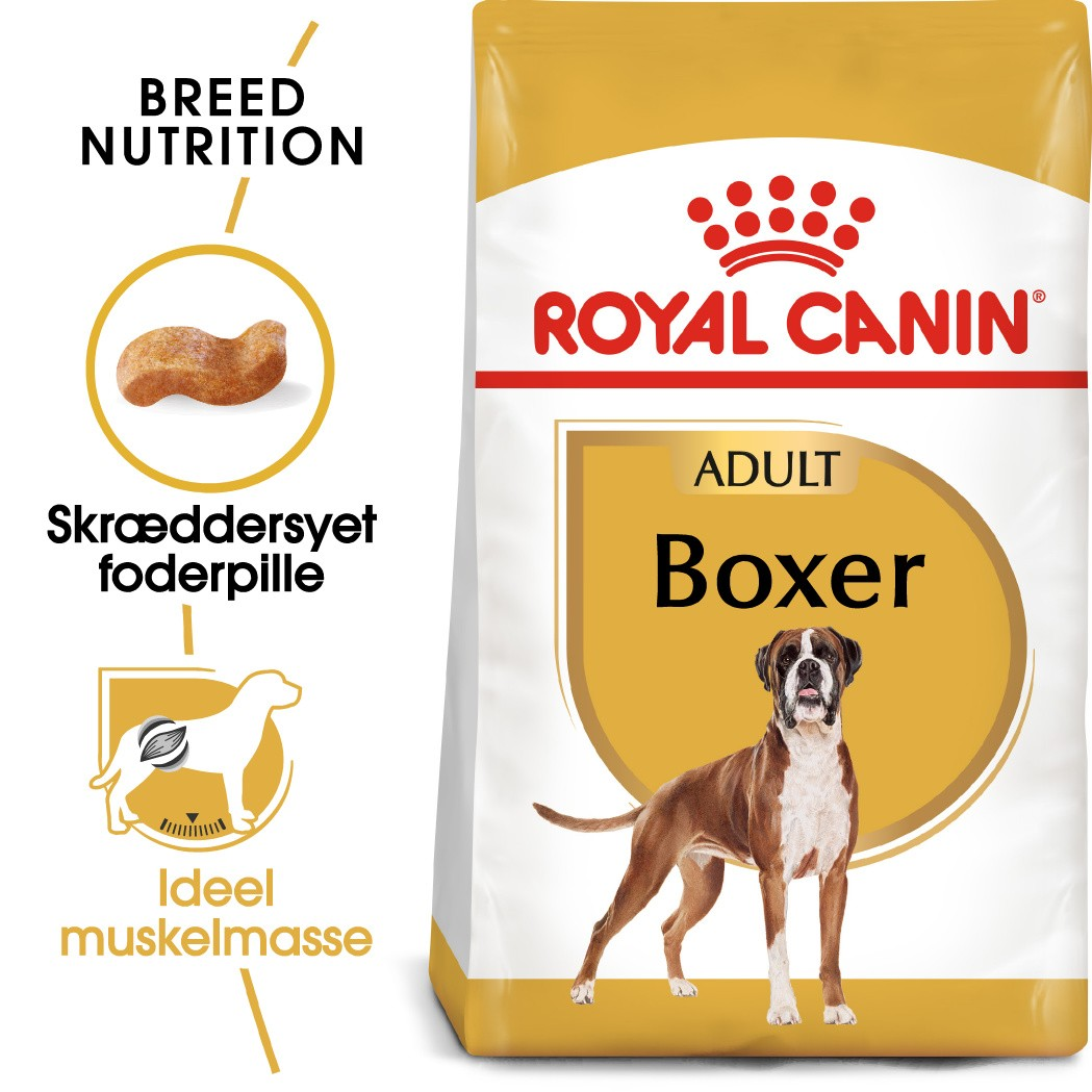 Royal Canin Boxer Adult hundefoder