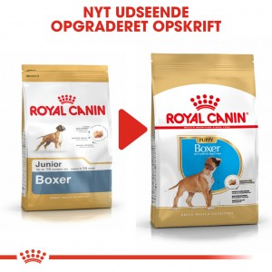 Royal Canin Puppy Boxer hundefoder