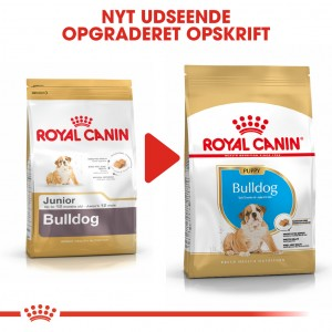 Royal Canin Puppy Bulldog hundefoder