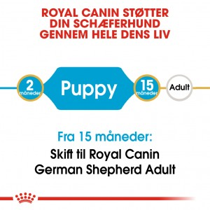 Royal Canin Puppy Tysk Schæfer Hundefoder