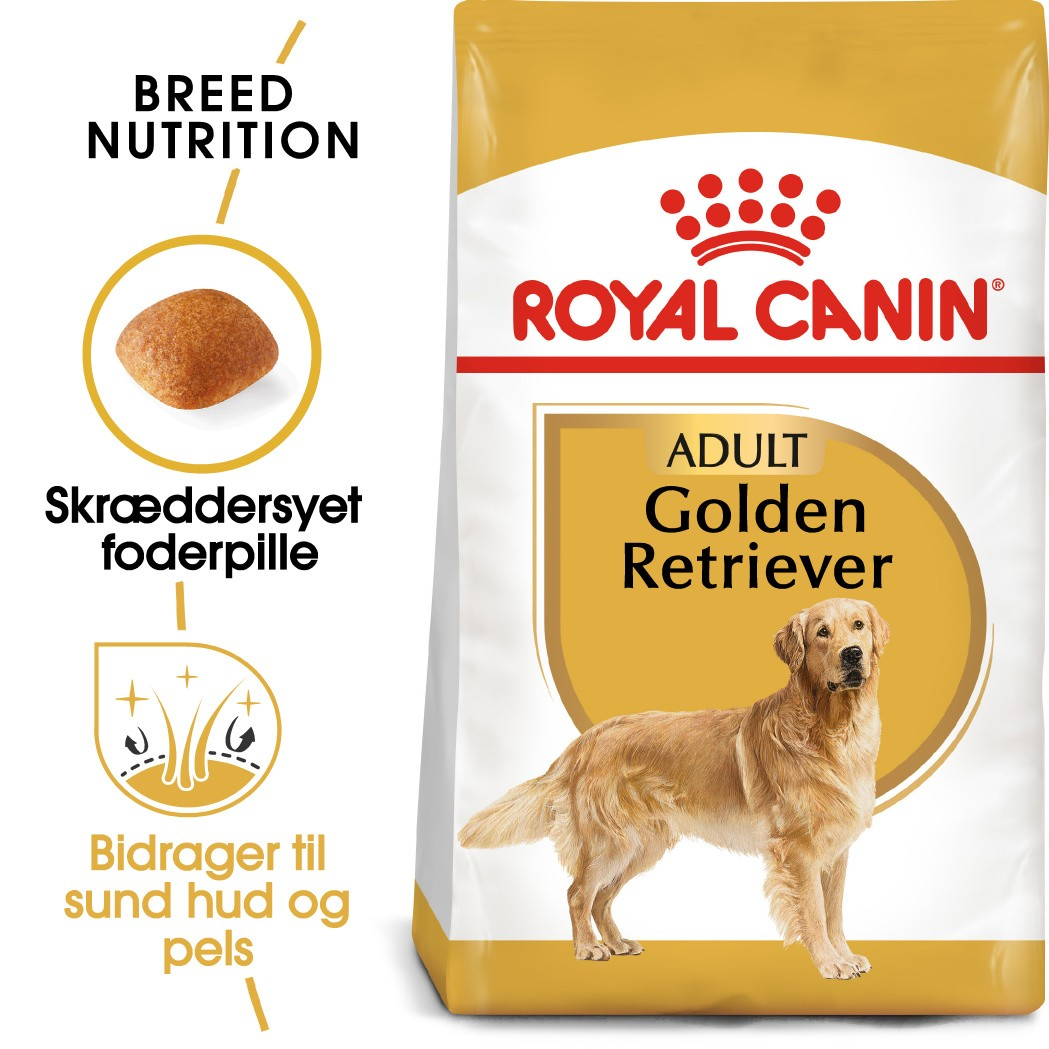 Royal Canin Adult Golden Retriever hundefoder