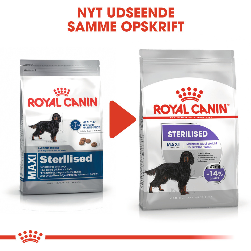 Royal Canin Maxi Sterilised hundefoder