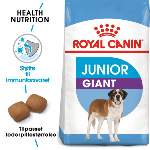 Royal Canin Giant Junior hundefoder