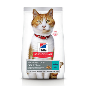 Hill's Young Adult Sterilised Cat tun kattefoder