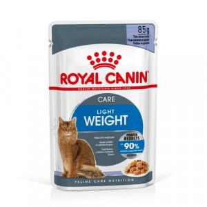 Royal Canin Light vådfoder til katte 12x