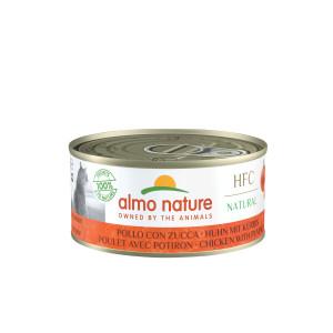 Almo Nature HFC kylling og græskar kattefoder
