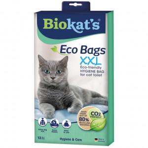 Biokat's Eco Bags XXL voor de kattenbak