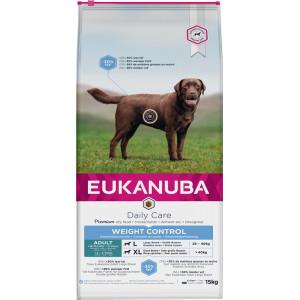 Eukanuba Adult Weight Control Large Breed hundefoder