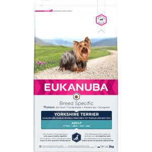 Eukanuba Yorkshire Terriër Adult