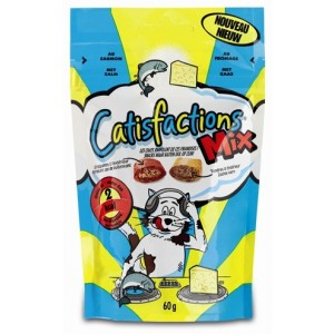 Catisfactions Mix kattensnoep