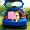 Hunde rejsetilbehør